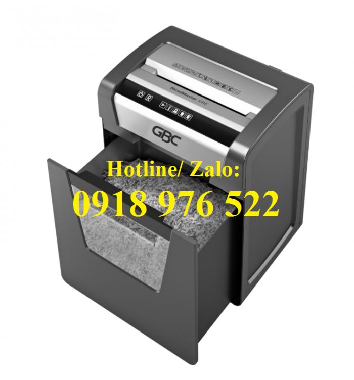Máy hủy tài liệu GBC Shredmaster X4151