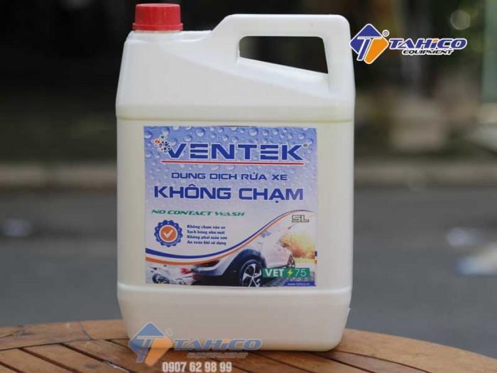 Nước rửa xe không chạm ventek vet75 5 lít tại đồng xoài - bình phước.0
