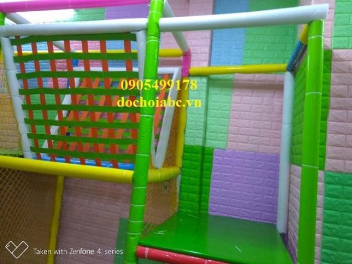 nhận thi công thiết kế khu vui chơi liên hoàn tại hội an6