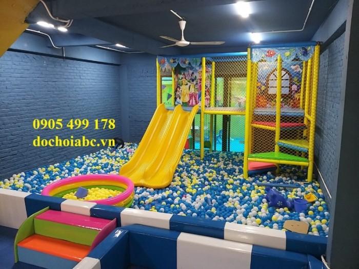 nhận thi công thiết kế khu vui chơi trong nhà và ngoài trời tại quy nhơn6