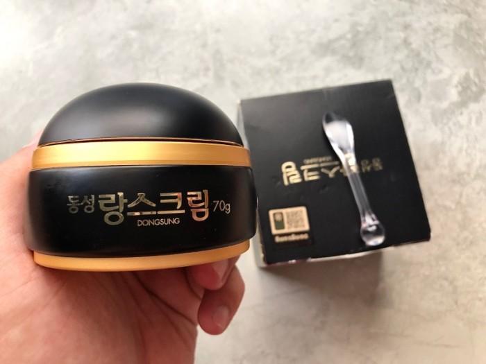 Kem trị nám Dongsung Rannce Cream xách tay Hàn Quốc1