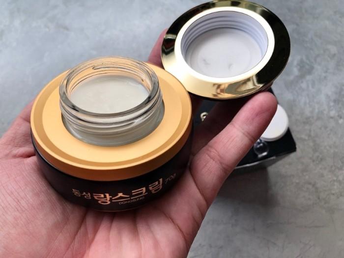 Kem trị nám Dongsung Rannce Cream xách tay Hàn Quốc0