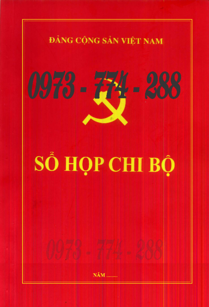 Lý lịch của người xin vào Đảng ''Bìa xanh''19