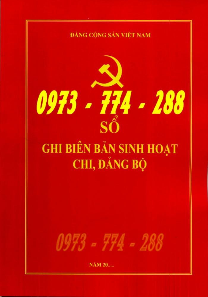 Lý lịch Đảng viên mẫu 1 - HSĐV quyển bìa màu xanh23
