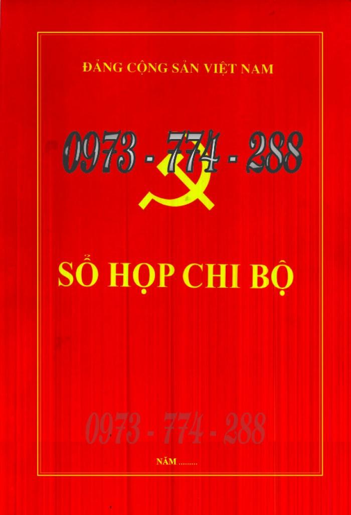 Lý lịch Đảng viên mẫu 1 - HSĐV quyển bìa màu xanh24