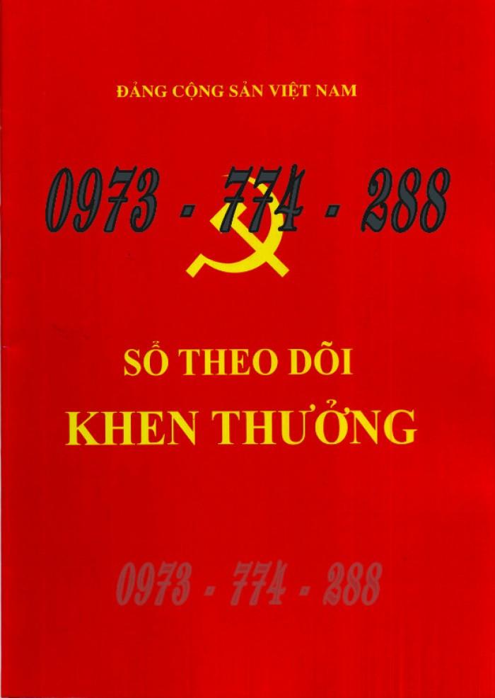 Lý lịch Đảng viên mẫu 1 - HSĐV quyển bìa màu xanh27