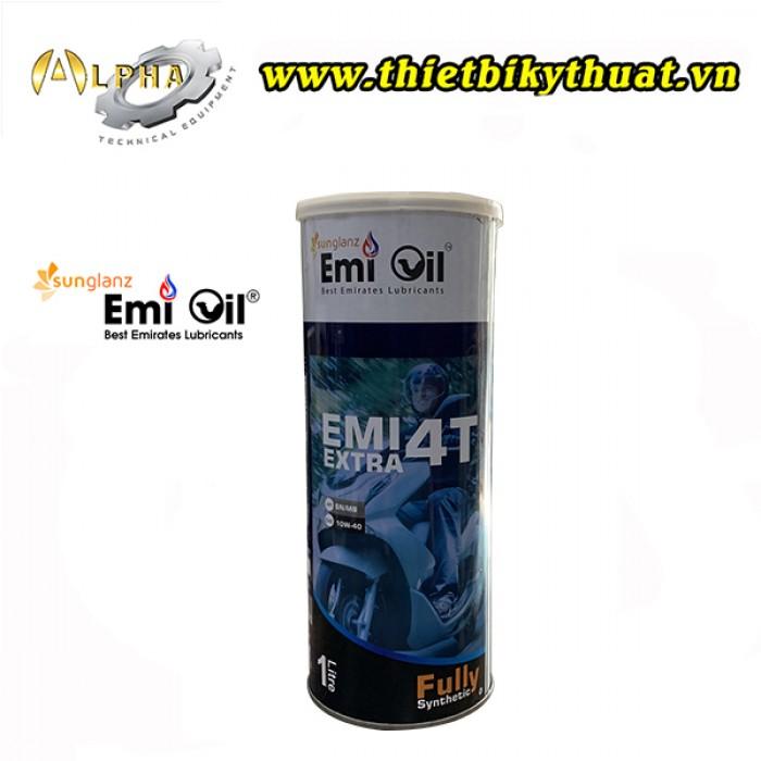EMI EXTRA 4T (DẦU ĐỘNG CƠ XE TAY GA)2