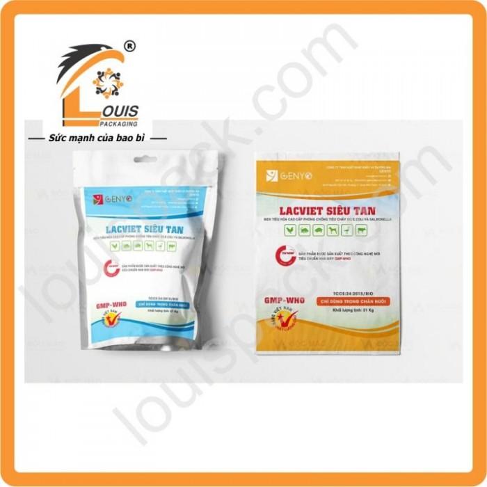 Bao bì thuốc thú y – thuốc bảo vệ thực vật – thực phẩm -  bao bì màng nhôm5