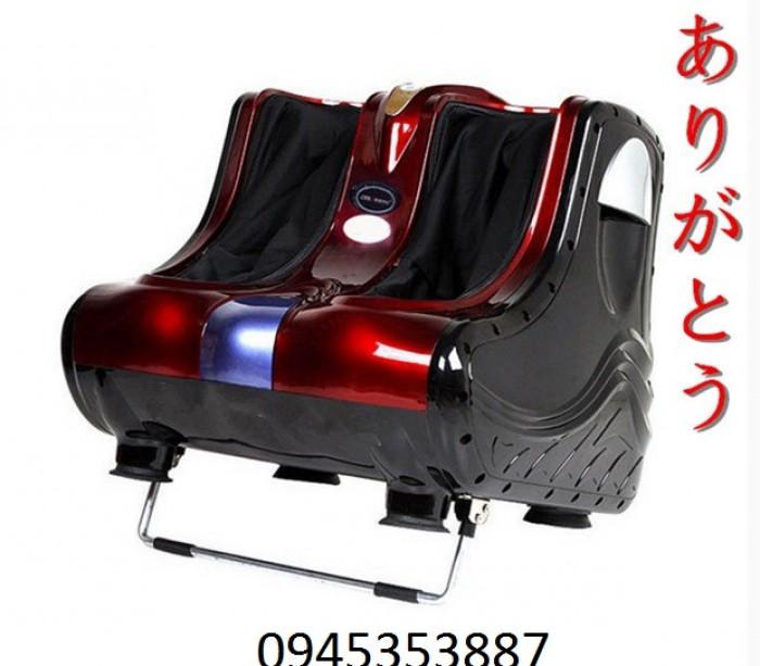 Máy massage chân và bắp chân AYS TG - 735 hàng chính hãng Hàn Quốc0