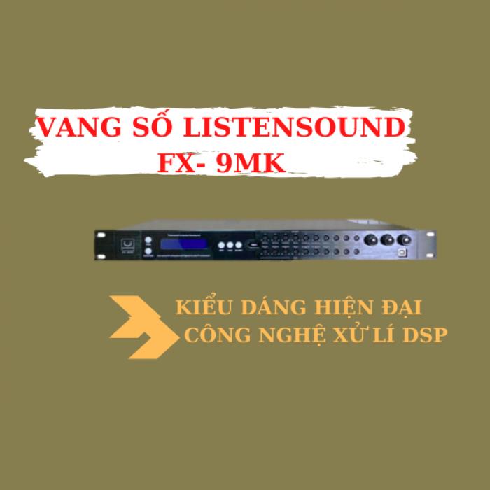 Ảnh vang số Listensound FX - 9MK3