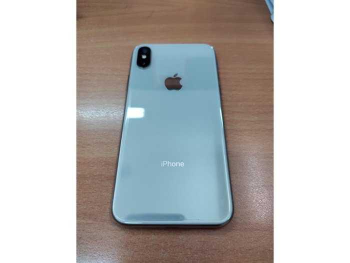 Iphone X 64GB0
