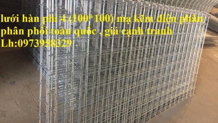 0973958329 lưới thép hàn mạ kẽm nhúng nóng ( phi 52