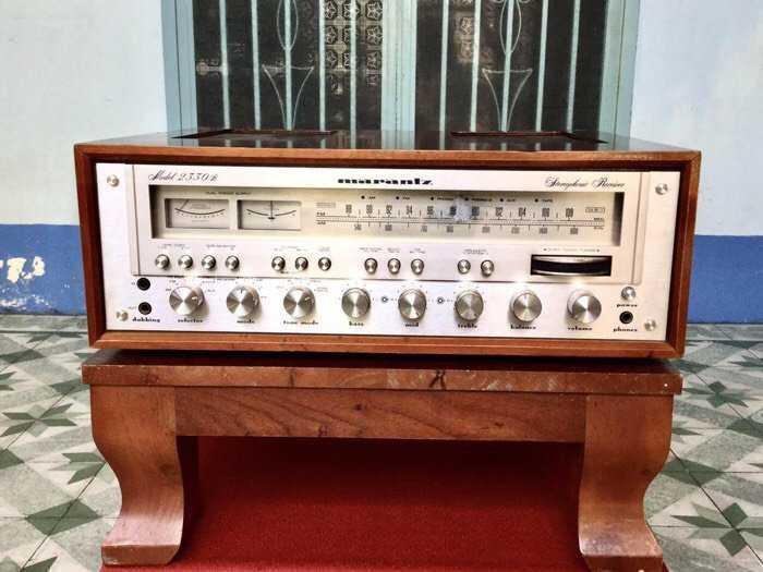 Tân Audio Biên Hoà AMPLY MARANTZ 2330B (đẹp xuất săc Zin nguyên bản) (Hàng Ship từ USA)0