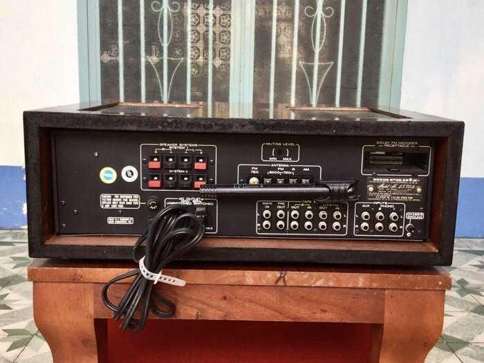 Tân Audio Biên Hoà AMPLY MARANTZ 2330B (đẹp xuất săc Zin nguyên bản) (Hàng Ship từ USA)4