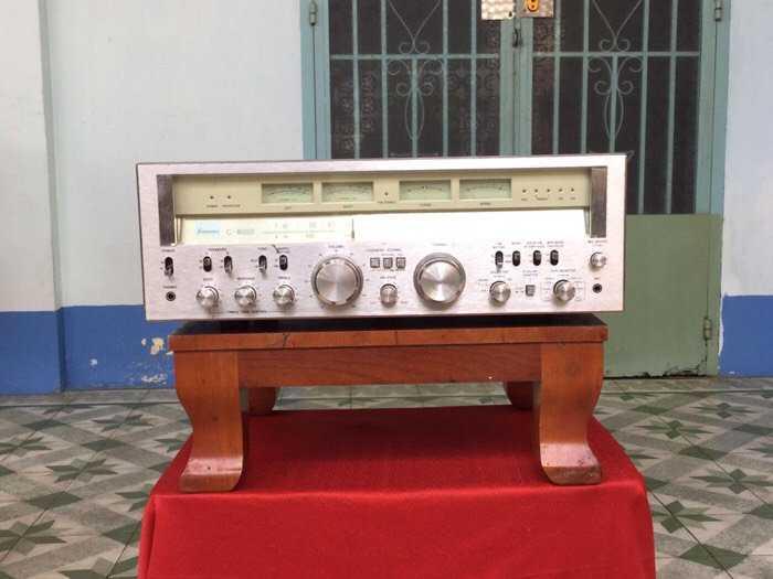 Tân Audio Biên Hoà AMPLY SANSUI G8000 (hàng đẹp zin nguyen bản) (Hàng Ship từ USA)0