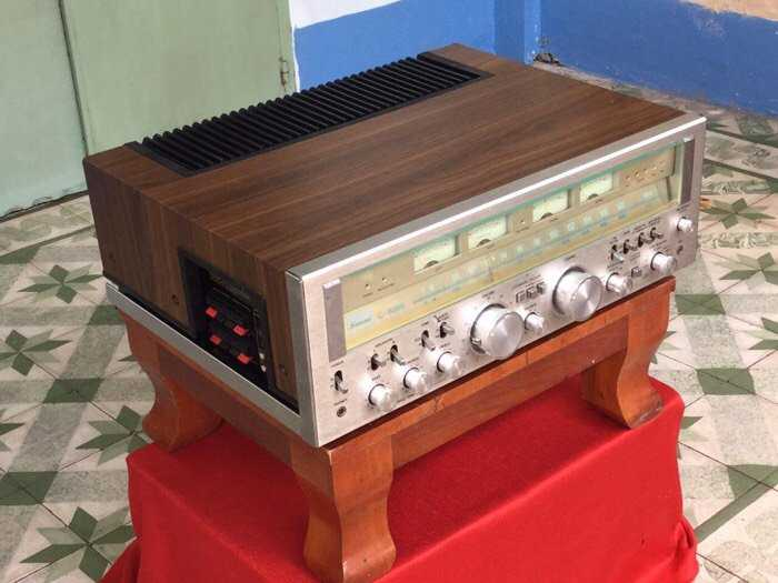 Tân Audio Biên Hoà AMPLY SANSUI G8000 (hàng đẹp zin nguyen bản) (Hàng Ship từ USA)1