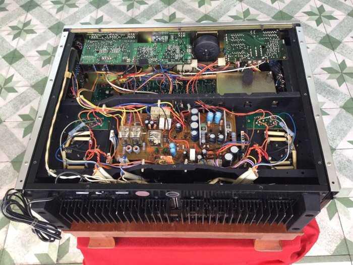 Tân Audio Biên Hoà AMPLY SANSUI G8000 (hàng đẹp zin nguyen bản) (Hàng Ship từ USA)2