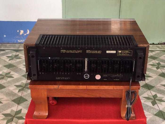 Tân Audio Biên Hoà AMPLY SANSUI G8000 (hàng đẹp zin nguyen bản) (Hàng Ship từ USA)4