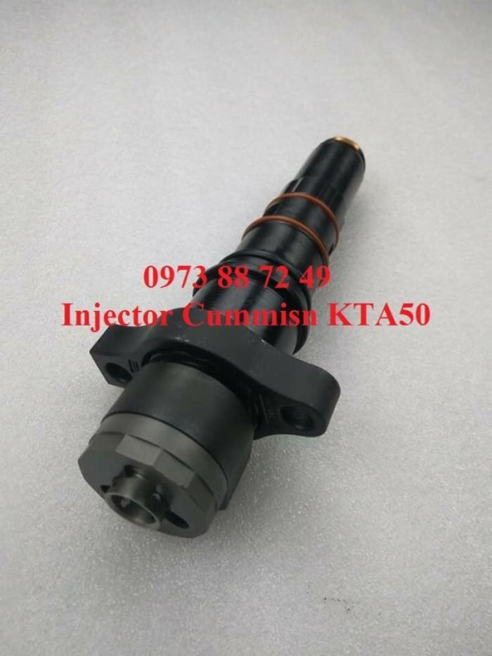 Kim phun Cummins KTA50, Injector KTA507
