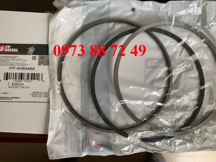 Xéc măng N14, Piston Ring Cummins N146