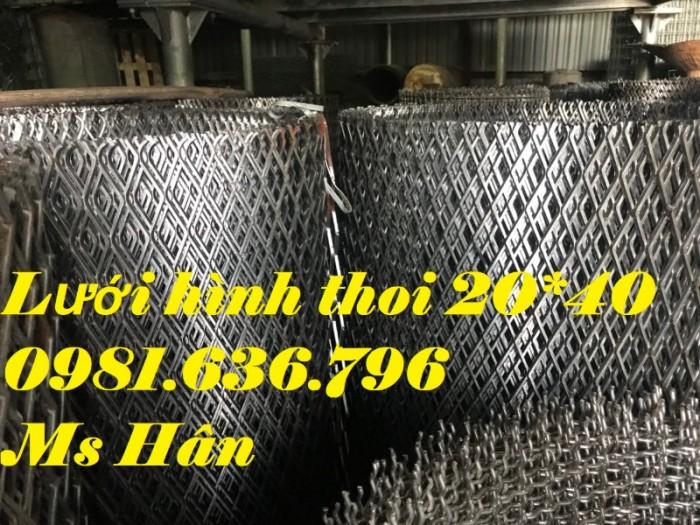 Cung cấp lưới thép hàn- lưới thép hình thoi - lưới thép B40 -lưới dập lỗ tròn giá tốt