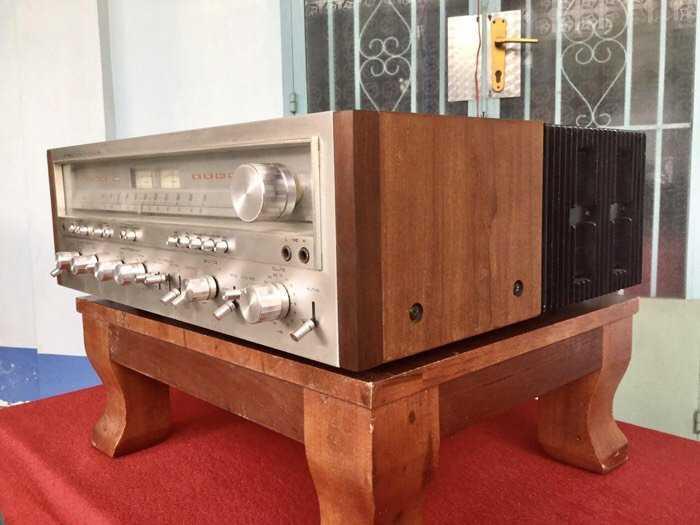 Tân Audio biên hoà PIONEER SX 1250 (Máy đẹp zin nguyên bản)1