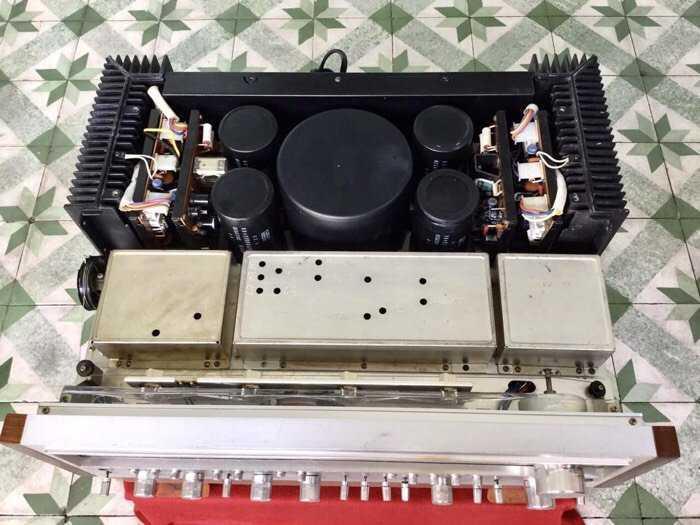 Tân Audio biên hoà PIONEER SX 1250 (Máy đẹp zin nguyên bản)2
