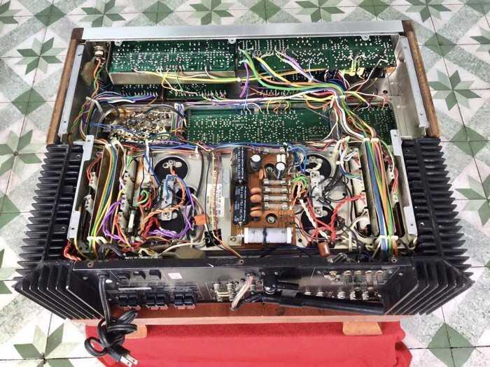 Tân Audio biên hoà PIONEER SX 1250 (Máy đẹp zin nguyên bản)3