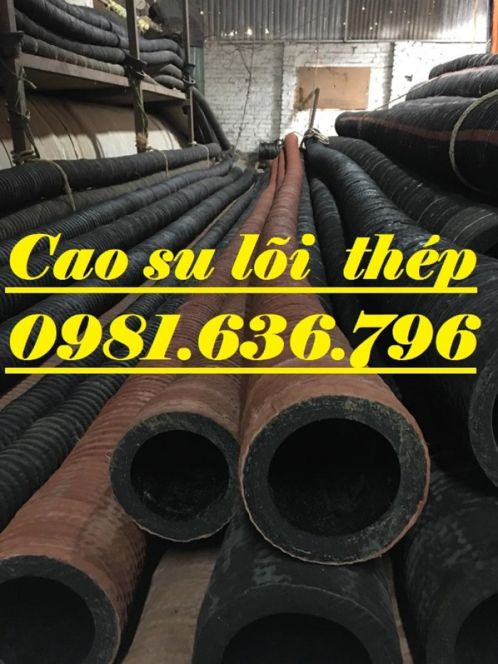 Ống cao su lõi thép, ống rồng chất lượng giá tốt nhất.2