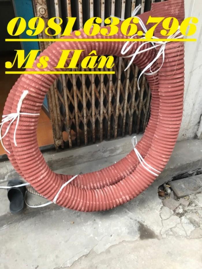 Ống cao su lõi thép, ống rồng chất lượng giá tốt nhất.16