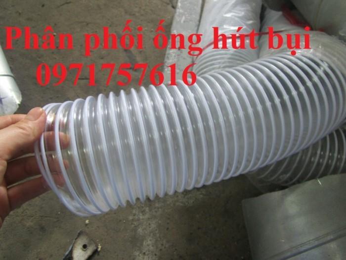 Kho hàng ống hút bụi ,ống cao su bố vải tại hà Nội1