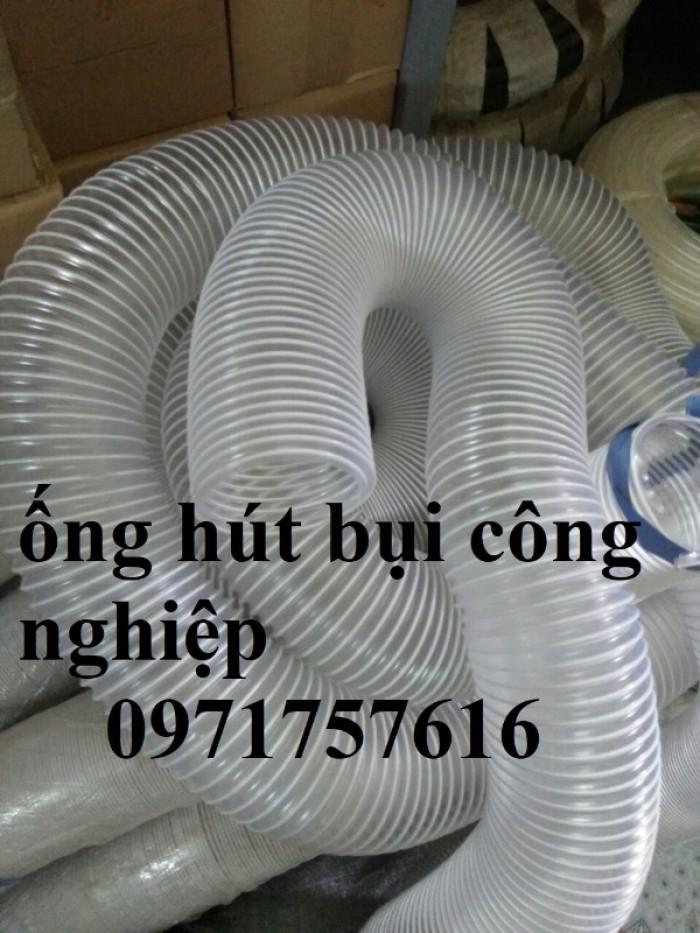 Kho hàng ống hút bụi ,ống cao su bố vải tại hà Nội4