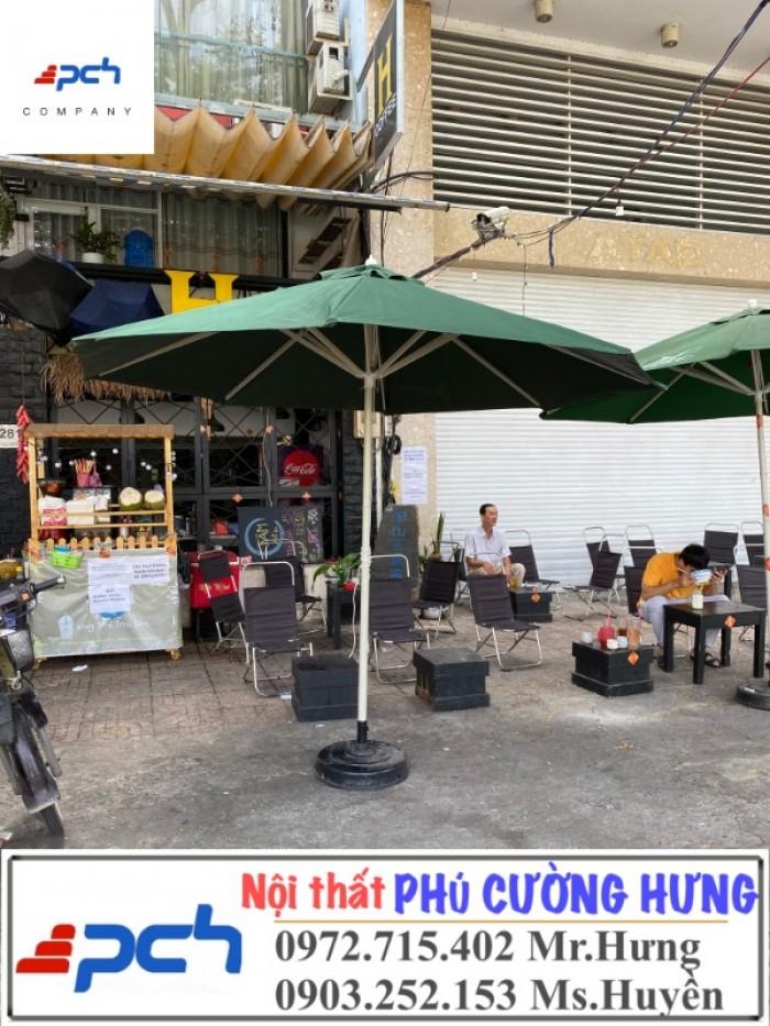 Dù cafe giá rẻ PCH 0011