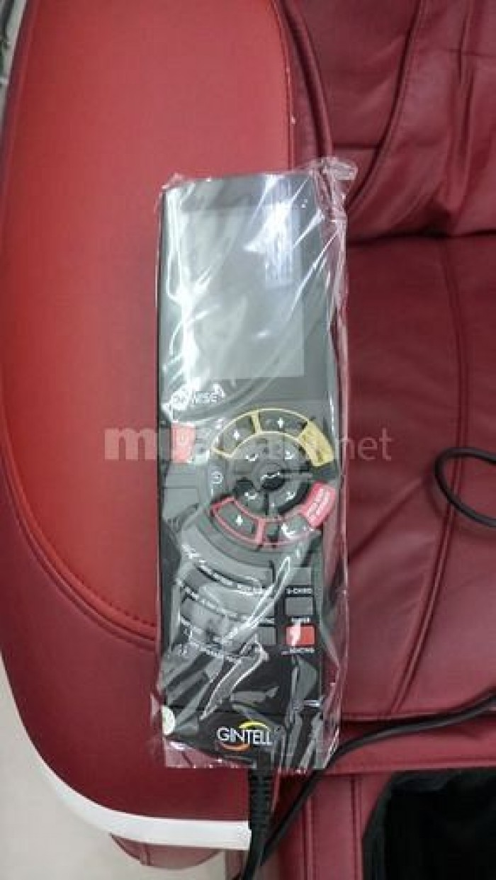 Thanh lý nhanh giá cực rẻ ghế Massage GinTel Malaysia SX,BH 2 năm.3