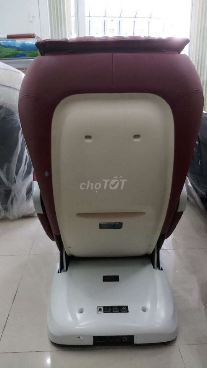 Thanh lý nhanh giá cực rẻ ghế Massage GinTel Malaysia SX,BH 2 năm.4