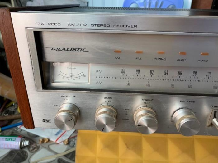 AMPLI REALISTIC STA-2000 JAPAN Xuất mỹ3