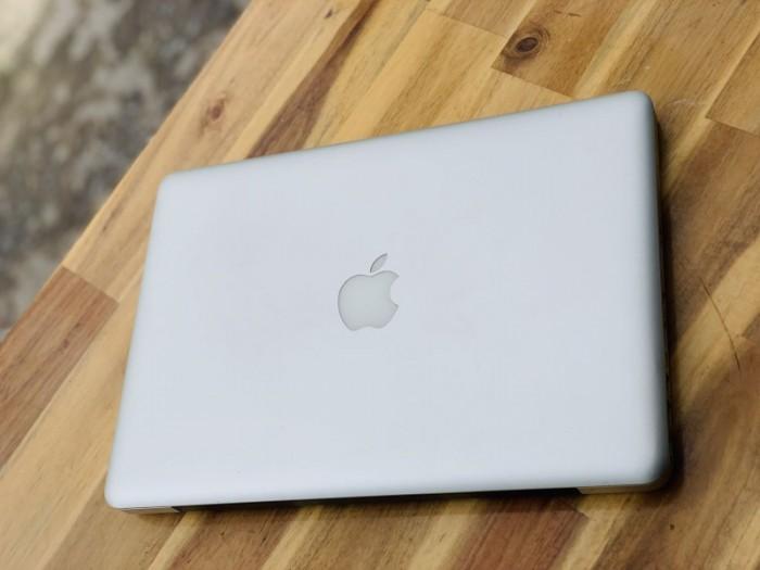 Macbook Pro MD102 13,3inch, Core i7 8G SSD128+500G Đẹp zin Giá rẻ0