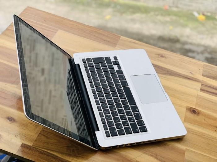 Macbook Pro MD102 13,3inch, Core i7 8G SSD128+500G Đẹp zin Giá rẻ4