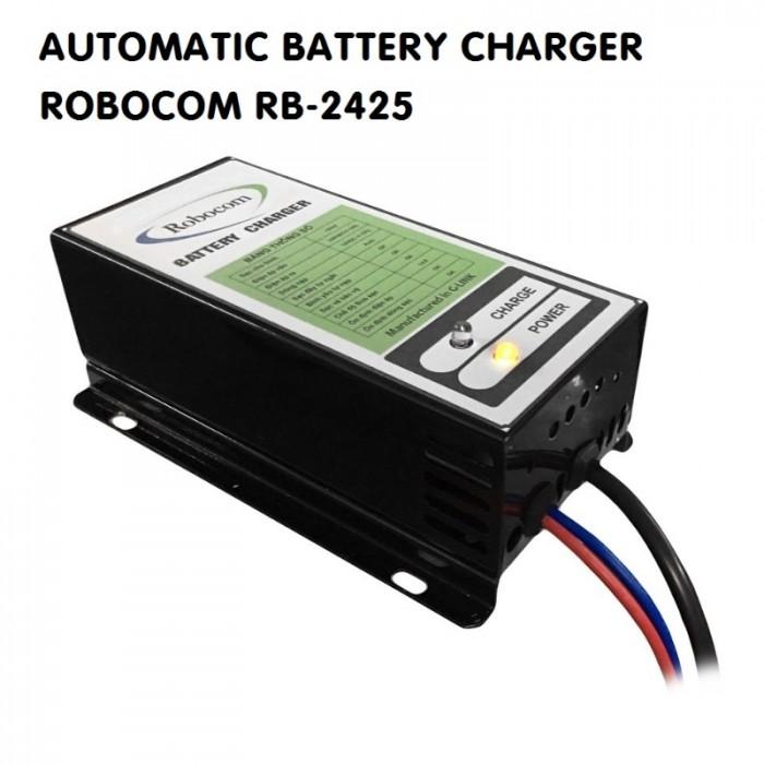 Nạp ắc quy Robocom RB-24252