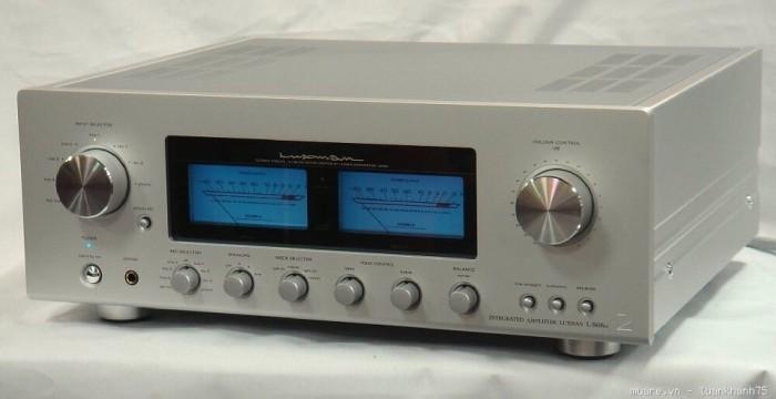 Chuyên bán ampli LUXMAN L505U hàng tuyển đẹp n1