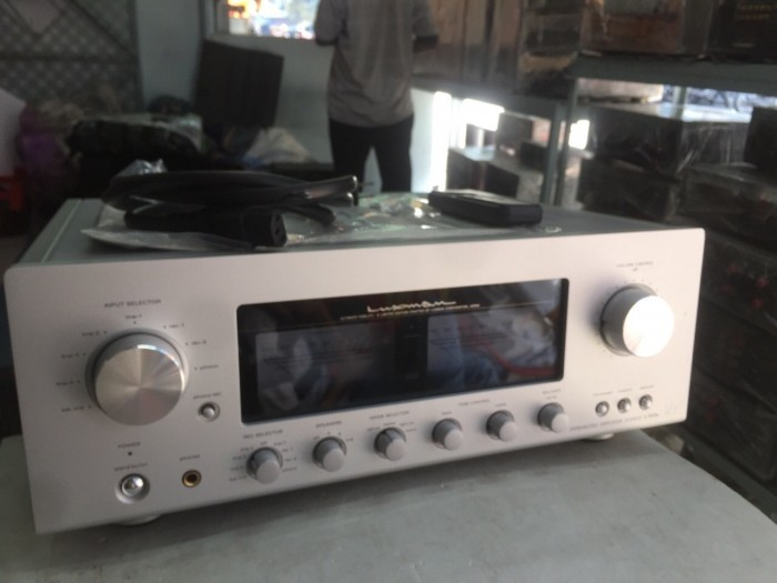 Chuyên bán ampli LUXMAN L505U hàng tuyển đẹp n8