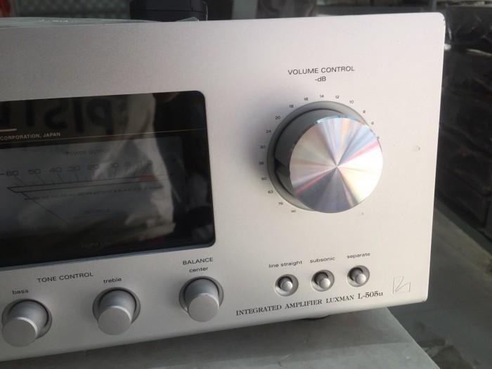 Chuyên bán ampli LUXMAN L505U hàng tuyển đẹp n6