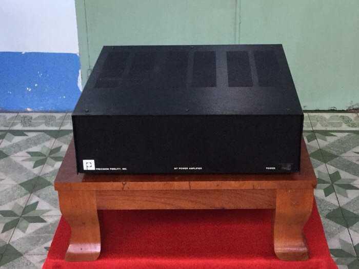 Tân Audio Biên Hoà Amply Đèn PRECISION M7 TUBE (Bán dẫn và Đèn)0