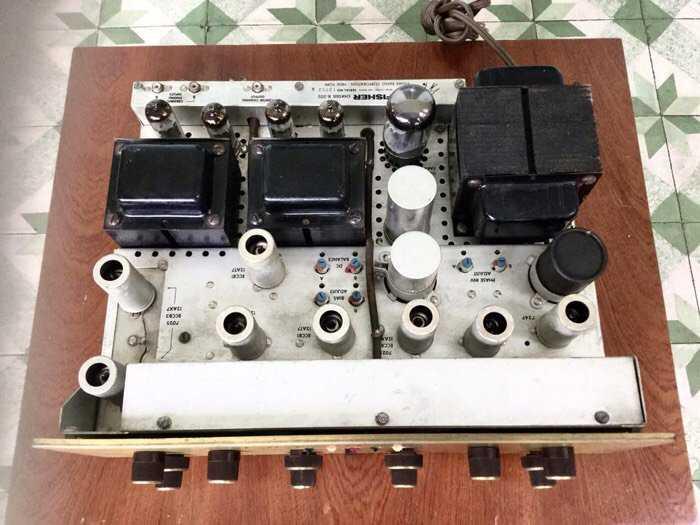 Tân Sudio Biên hoà AMPLI FISHER TUBE X2022