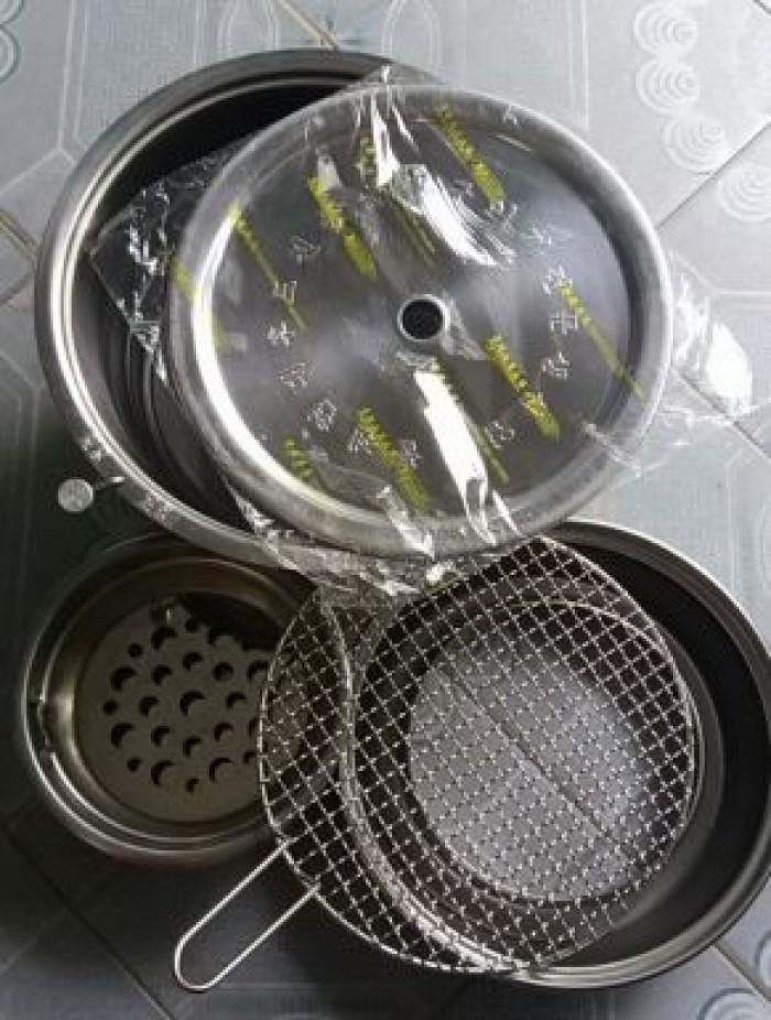 Bếp nướng hút dương Hàn Quốc đặt âm bàn giá rẻ3