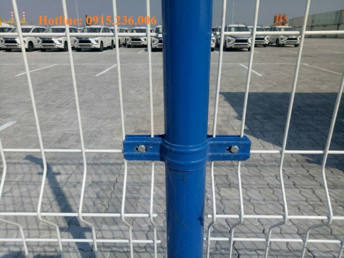 Hàng rào sơn tĩnh điện giá tốt, chất lượng uy tín5