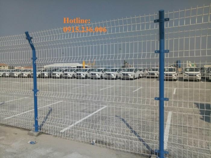 Hàng rào sơn tĩnh điện giá tốt, chất lượng uy tín1