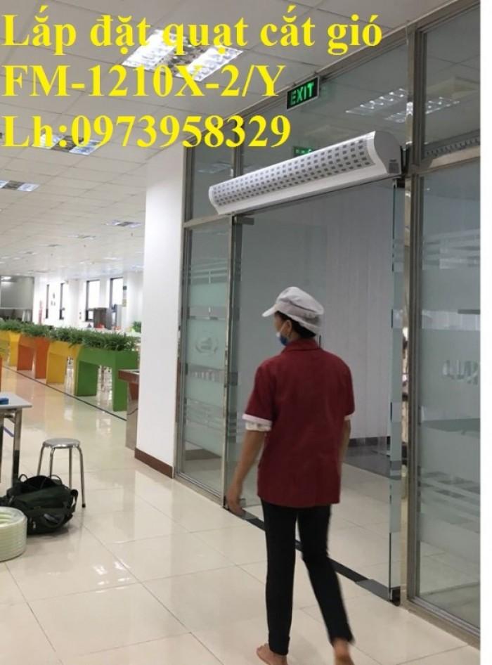 Quạt cắt gió FM-1210X-2/Y, Phân phối toàn quốc, miễn phí giao hàng5