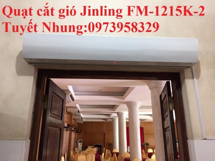 Quạt cắt gió FM-1210X-2/Y, Phân phối toàn quốc, miễn phí giao hàng12