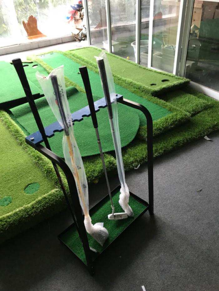 Giá để gậy golf loại để 9 gậy4